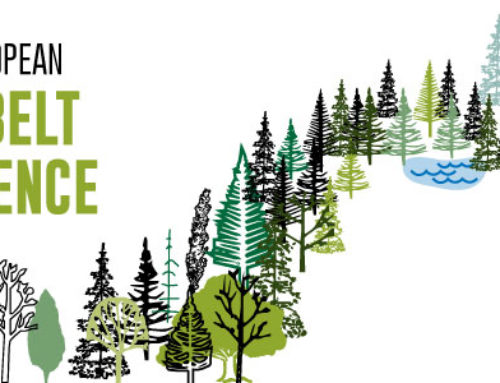 Project Catch at the 9th Pan-European Green Belt Conference