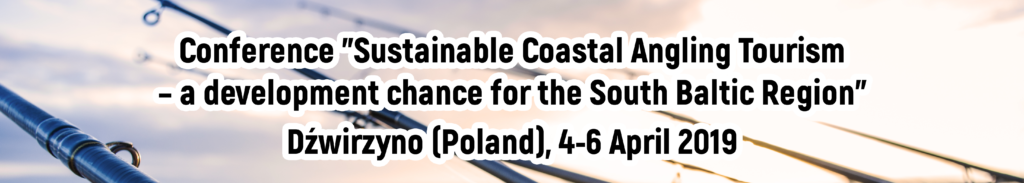 "conference ""sustainable coastal angling tourism..."" 4-6 April in Poland"